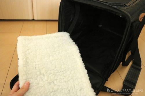 ハムスターの避難グッズ|PetsN'all(ペッツンオール)ソフトケージ ペットキャリーバッグ